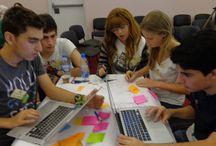 Conectarse a proyectos / Presentación de  proyectos docentes