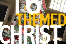 Christmas Tree decorating themes / by Cindy Donovan