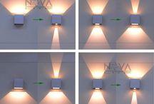 Utendørs belysning