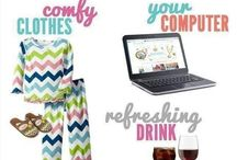 Online product parties