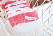 Favor and Welcome Bags