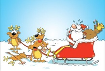 Funny Christmas Cards / by Chaz & Dave designs ltd chazanddave.co.uk