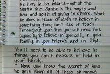 scrisoarea santa