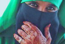The veil and niqab