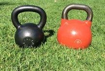 Fitness - Kettlebell / by Ginny Lawler Veldhouse