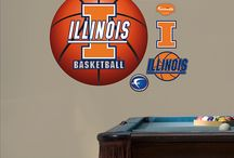 Fighting Illini / Great school. Played a little baseball there / by Rex Berry