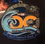 OC Marathon Medals