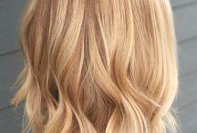 Warm Hair Tones