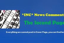 INC News Second Page / All other news not posted in the cover page