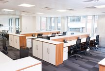 The Really Useful Group / GS furniture shown in Andrew Lloyd Webbers - Really Useful Group Offices.