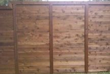 Horizontal Fences / Horizontal Fences in Dallas TX