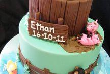 Kash 1st birthday party ideas