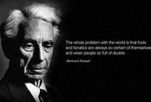 Filosofía y pensamiento / Ideas. Trascendencia. Pensamiento. Filosofía.