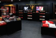 Official Liverpool FC Store Kuala Lumpur / The Club recently launched its 7th Retail store in Kuala Lumpur, Malaysia. Located in the Lot 10 mall the store was opened by Reds legend Robbie Fowler. For more information on the store visit http://bit.ly/ZARCuL