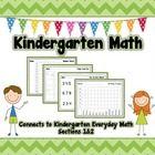 Kindergarten Math / by Meghan Riedl