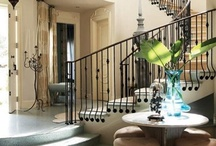 Abode: Entryways,Hallways / by Jasmine Caron