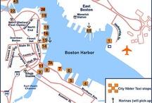 How to Travel in Boston / by Hyatt Boston Harbor