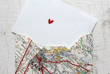 Maps envelope