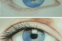 ogen tekenen