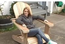 fauteuils Adirondack