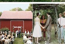 Wedding ideas / DIY wedding ideas