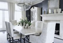 Dining Areas  / by Chelsy with CLS Designs Helton