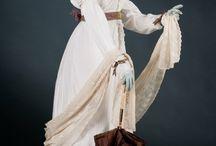 Day Dress / Day dress ca. 1820s
