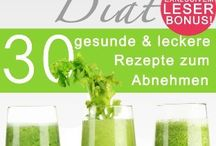 Detox/smoothies/cocktails