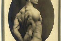 Vintage Male Photos (NSFW)