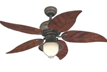 Tropical Ceiling Fans With Lights