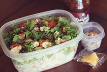 healthy food / by Ashlee Phillips