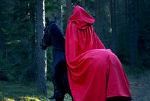 Red Riding Hood Costume For Halloween / by Brooke Smith