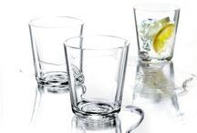 Glas im SCHÖNER WOHNEN-Shop