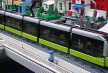 Lego t-bane