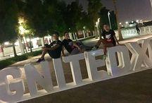 #IGNITEDXB Night Run Dubai