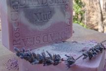 Handmade Dead Sea Salt Soap