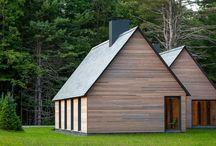A exterior house
