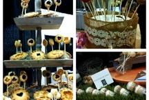 Wedding Dessert Bars