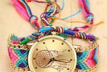 Reloj pulseras