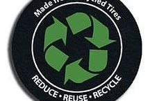 Earth Day Recycled Products