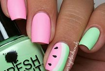 Nails / Cute/pretty nails