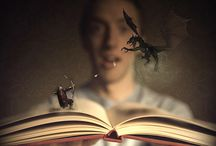 kniha a fantázia