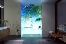 Bathroom Kylpyhuone / Erilaisia ratkaisuja