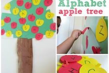 Alphabet activities / by Sarah Werzner