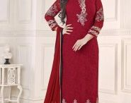 party wear churidar