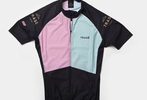 Cycling jerseys / by Aoife Doherty