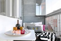 Balcony & Outdoor // Interior