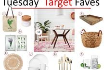 Tuesday Target Faves