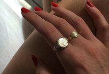 Ringer og smykker