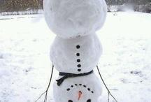 Frosty & Friends (snowmen)